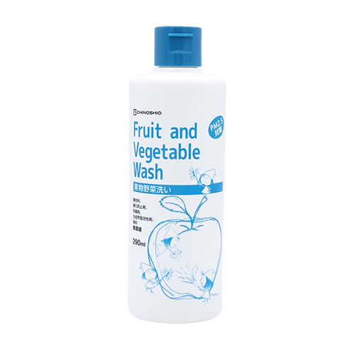 Fruit and Vegetable Wash 本体 290ml (台所用石けん)